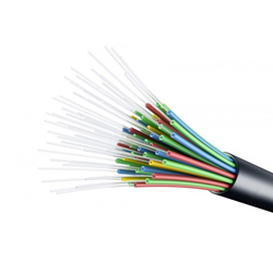 Underground, aerial and fibre optic cables